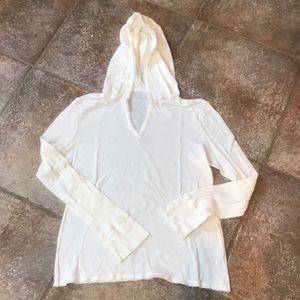 Calvin Klein light weight cotton hoodie